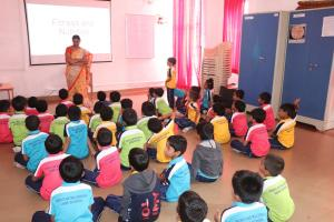 Awareness Programme about Nutrition, Hygiene and Fitness