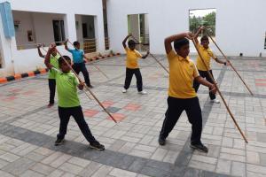 Silambam (Martial Art)